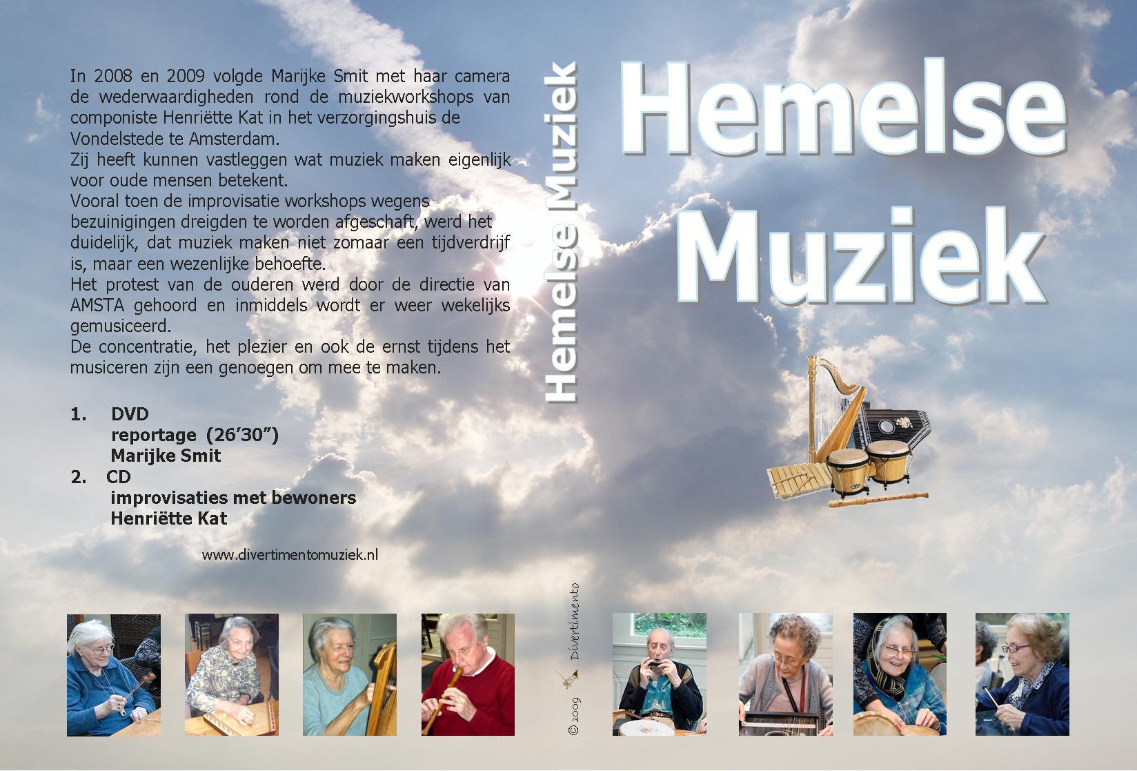 hoesje Helse muziek II